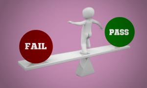 pmp pass fail